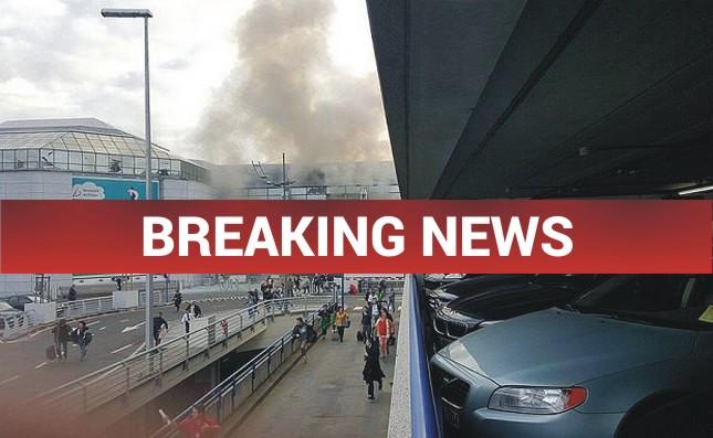 Eksplozije na aerodromu u Briselu