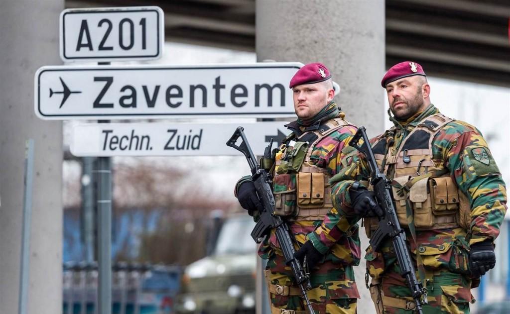 Aerodrom u Briselu ostaje zatvoren do nedelje