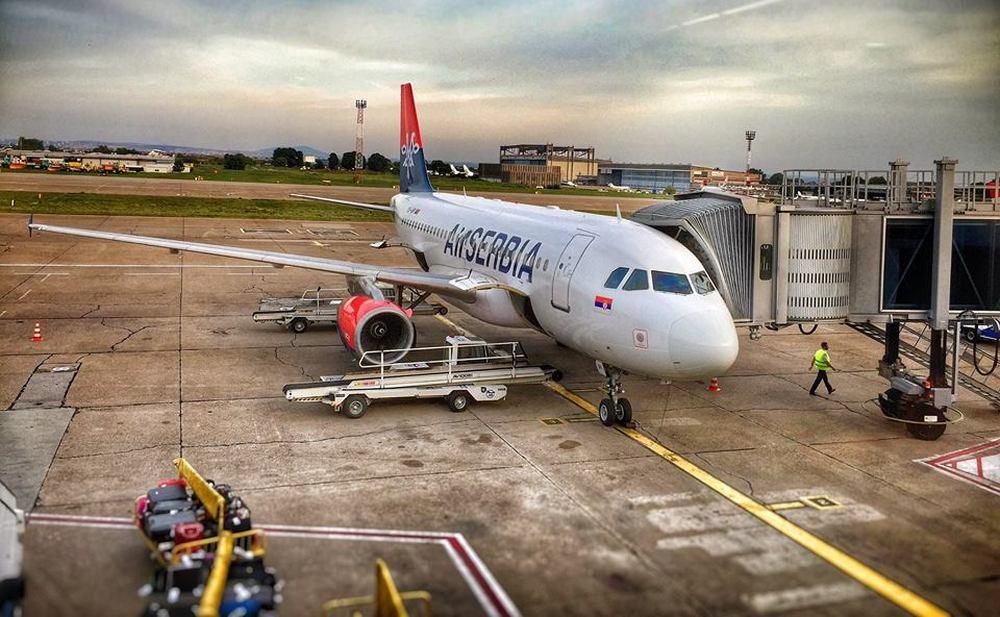 U avionu koji je doleteo iz Bejruta pronađene dve rakete