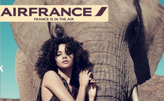 Air France Promocija do Afrike