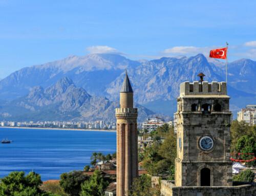 Air Serbia ponovo leti ka turskom primorju