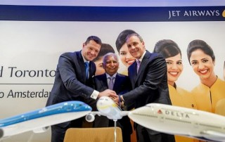 Jet Airways Amsterdam