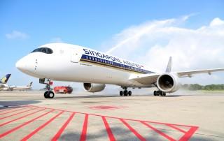 Singapur Airlines spreman za svoj prvi A350-900