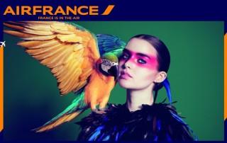 Air France: Promocija do Amerike