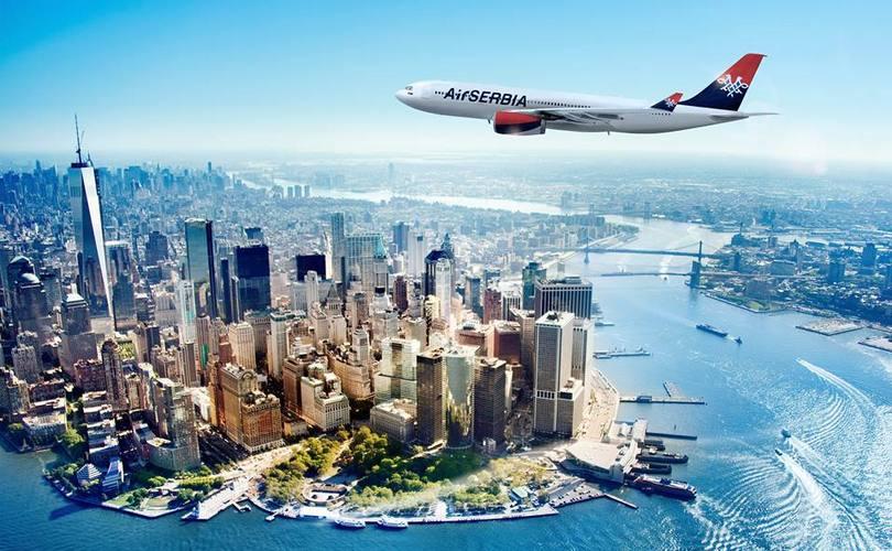 Dozvola za letove za Njujork