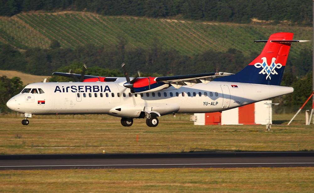 Avion srpske aviokompanije Air Serbia nije zadržan u Zagrebu