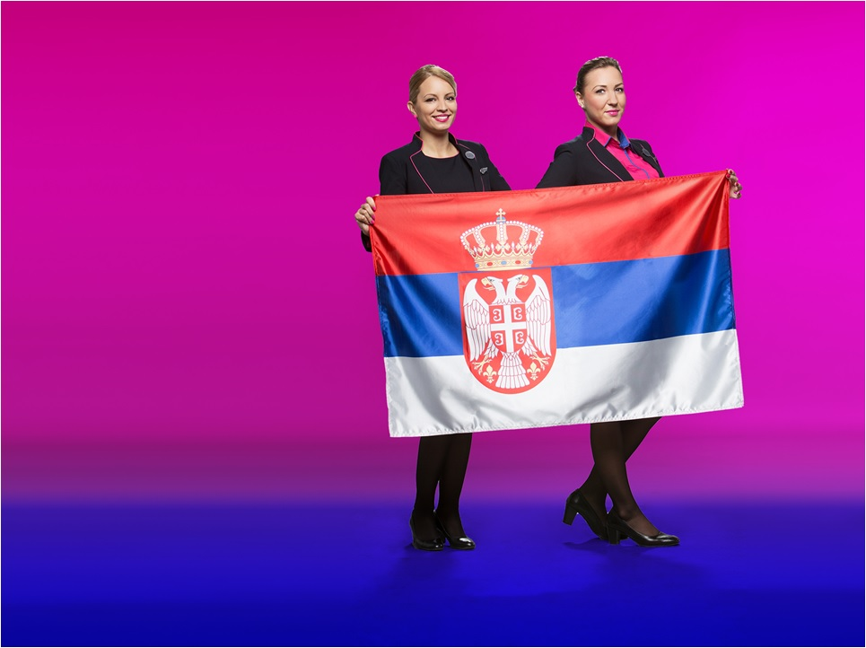 wizz expand in serbia