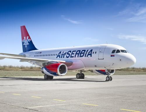 Air Serbia počela sa prodajom avio karata na linijama iz Niša
