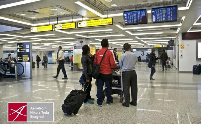 Aerodrom u Beogradu po prvi put dočekao petomilionitog putnika