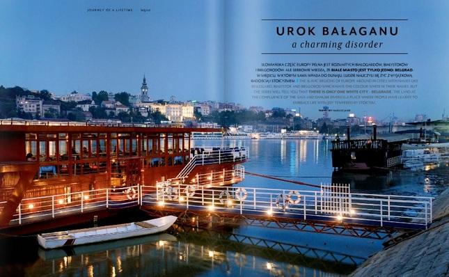 LOT Kaleidoscope: Beograd u novogodišnjem izdanju