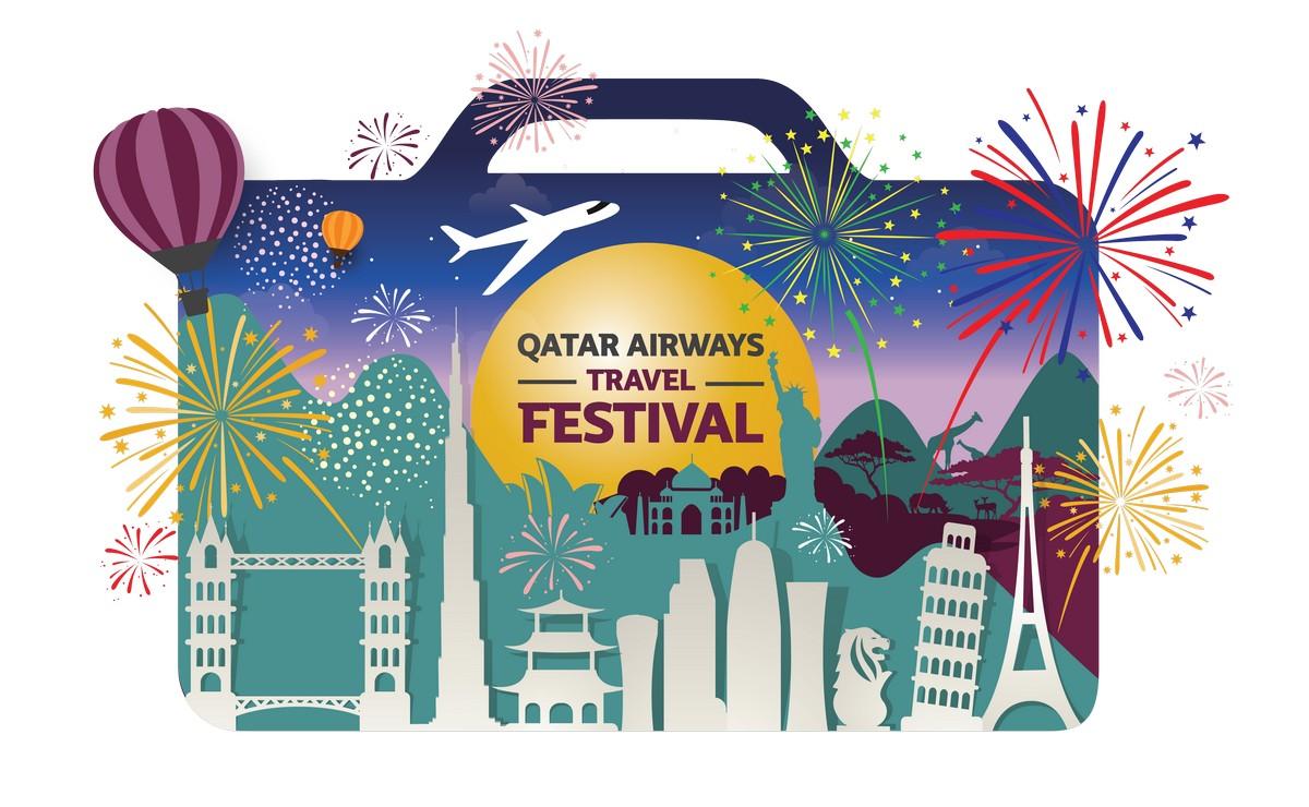 Treći Festival putovanja Qatar Airways-a