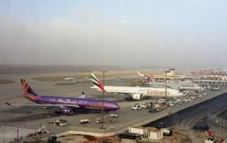 Foto: Etihad, Emirates i Qatar Airways na ženevskom aerodromu, D. Nikolić