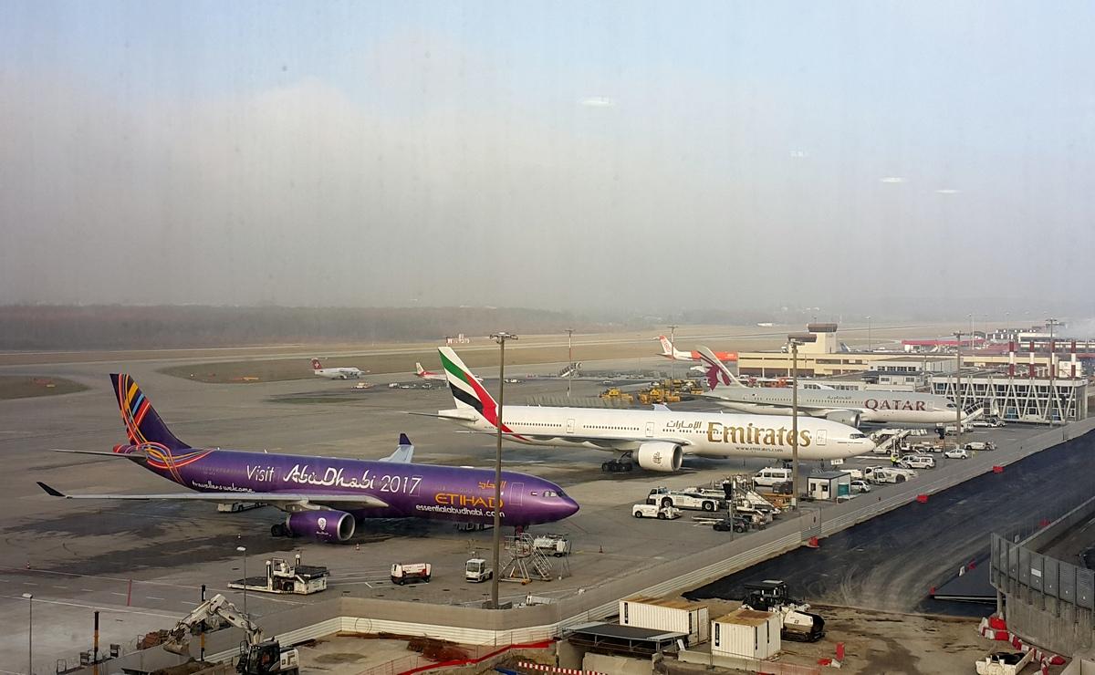 Air France i Lufthansa traže mere protiv bliskoistočnih prevoznika