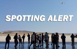 spotting alert copy