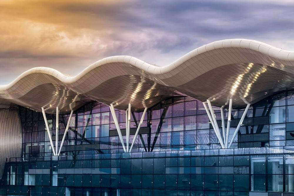 Otvoren novi putnički terminal aerodroma Franjo Tuđman u Zagrebu