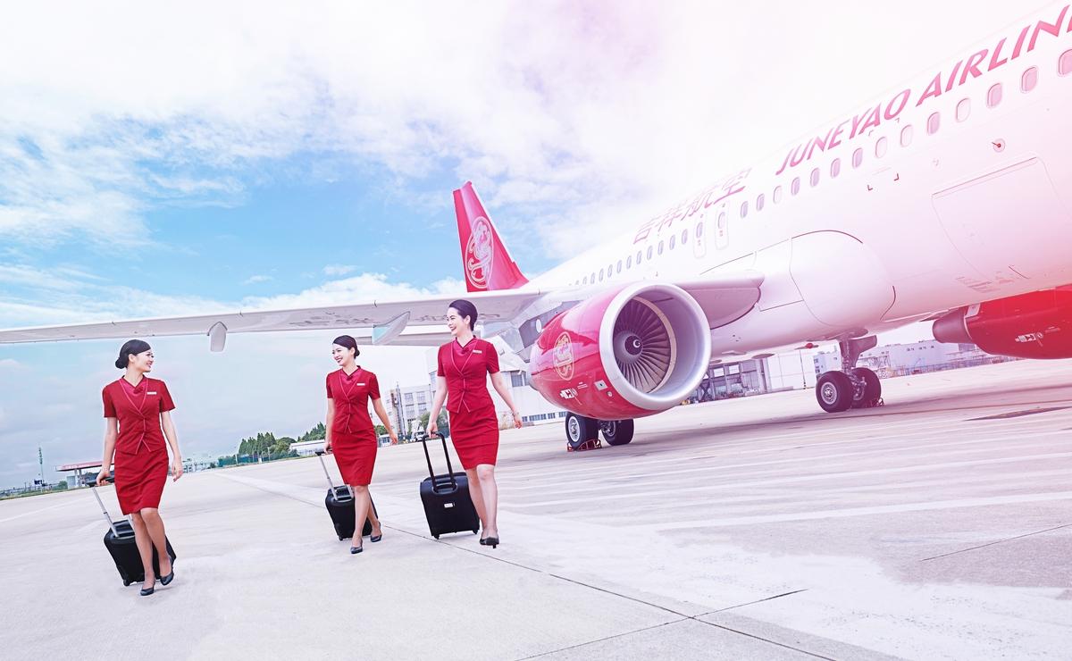 Juneyao Airlines prvi Connecting Partner Star Alliance