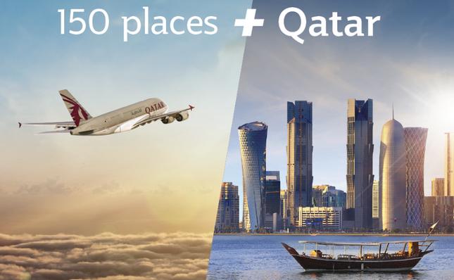 Qatar Airways pokrenuo +Qatar ponudu za putnike u tranzitu