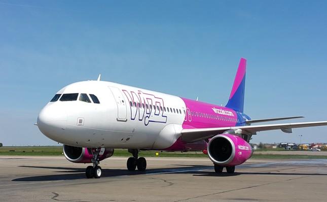 Wizz Air uspostavlja bazu u Beču i otvara linije ka Nišu, Tuzli i Ohridu