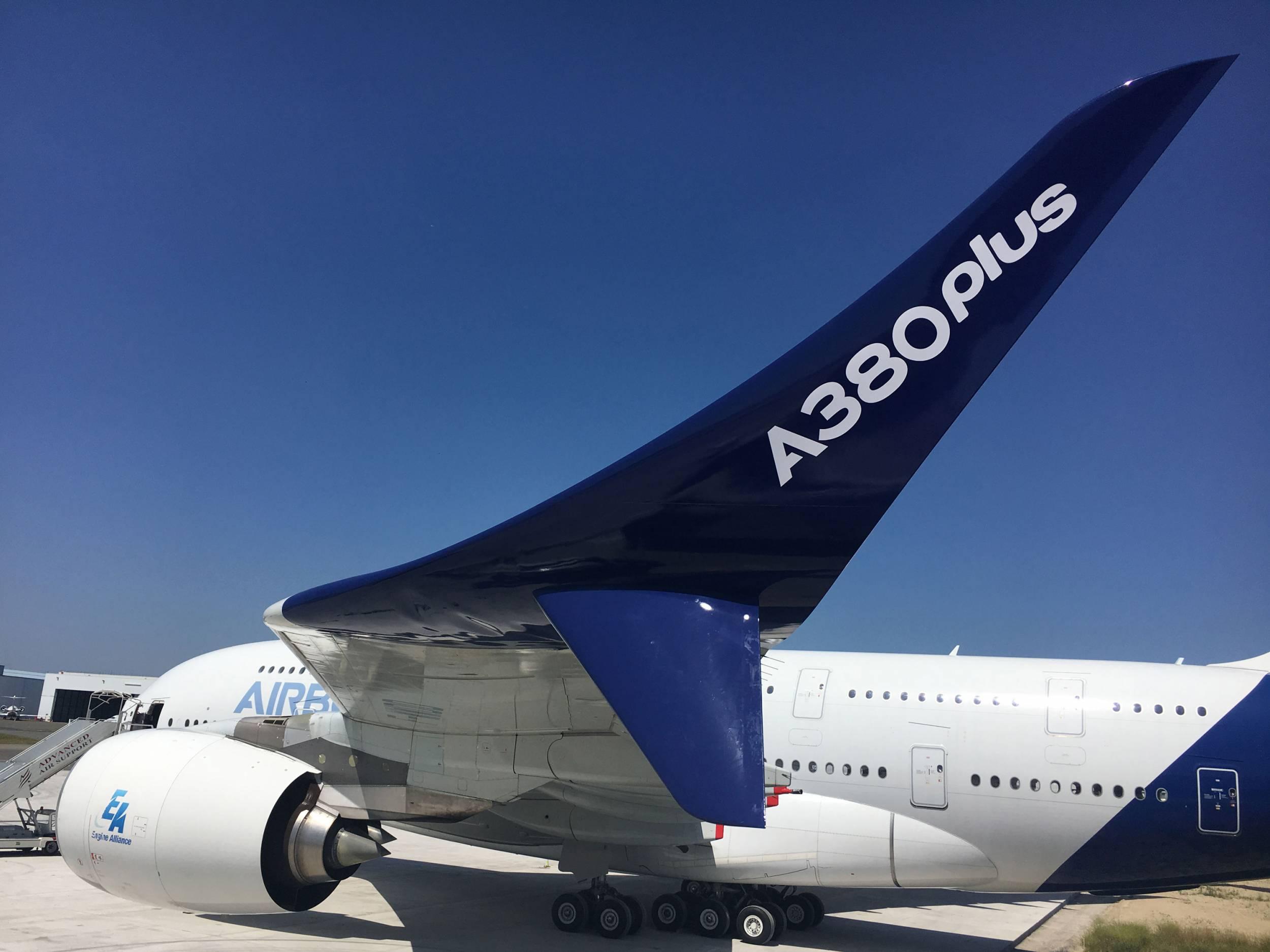 Airbus predstavio A380plus