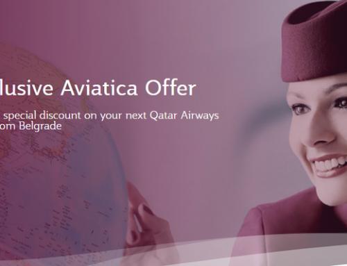 Qatar Airways odobrava 15 posto popusta za čitaoce sajta Aviatica