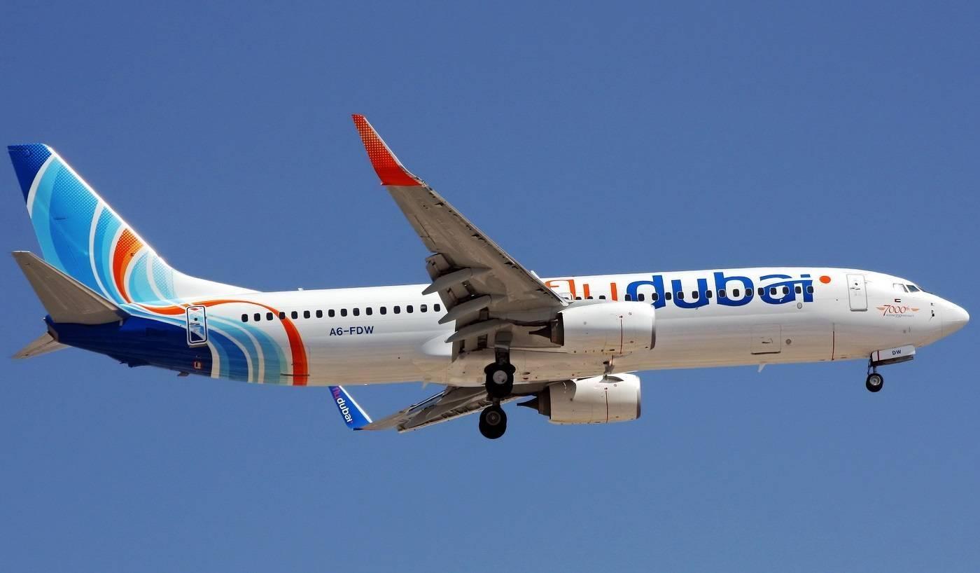 flydubai-b738