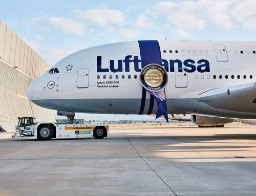 Lufthansa proglašena najboljom aviokompanijom u Evropi