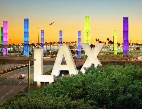 LAX – Spoterski raj