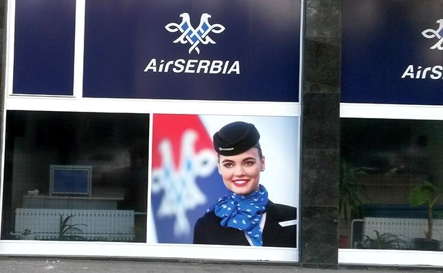Air Serbia zatvara sve poslovnice u Srbiji