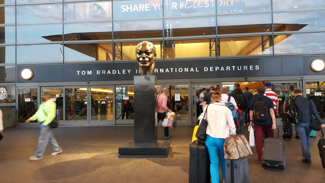 tom bradley international