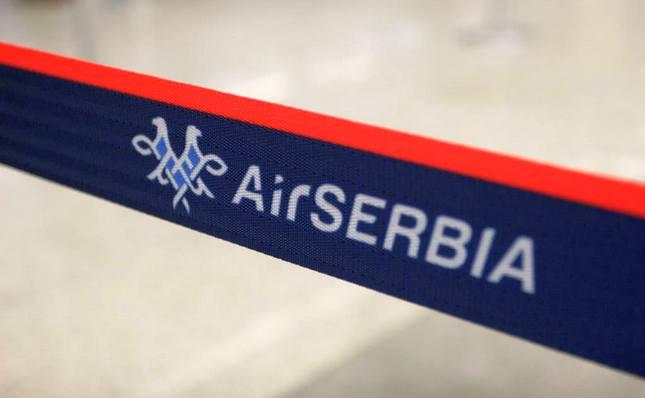 Air Serbia objavila 0,9 miliona evra profita u 2016. godini