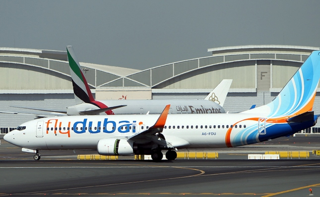 Emirates postavlja svoj kod na let flydubaija za Beograd