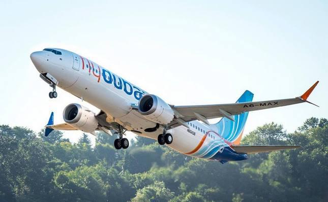 Prvi Boeing 737 MAX 8 za flydubai