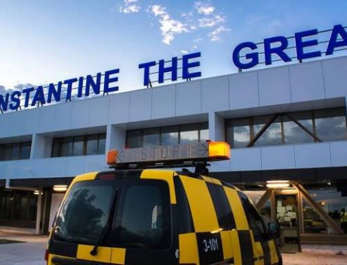 Niški aerodrom Konstantin Veliki koristilo 200.000 putnika