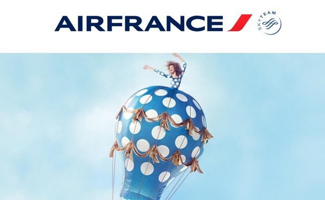 Air France: Oh Lala globalna promocija tokom septembra