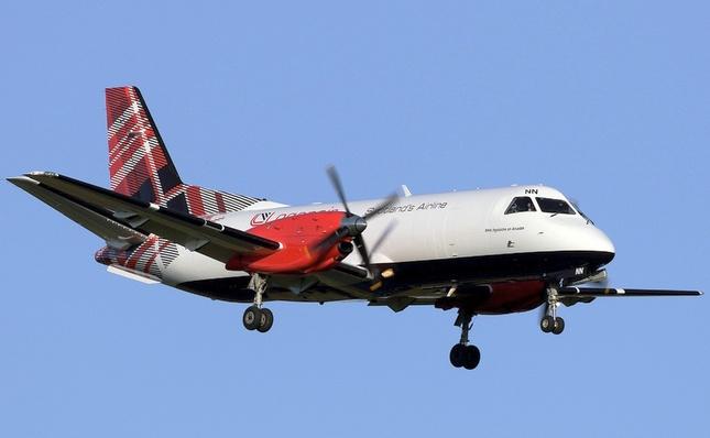Škotska nacionalna aviokompanija Loganair se osamostalila