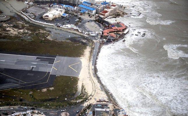 Uragan Irma teško oštetio jedan od najpoznatijih aerodroma na svetu