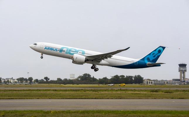 Airbus uspešno testirao A330neo na prvom probnom letu u Tuluzu