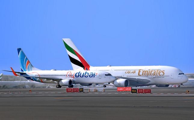 Počelo partnerstvo aviokompanija Emirates i flydubai