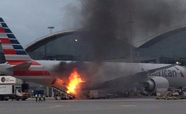 Hong Kong: Zapalio se prtljag na utovaru u avion American-a