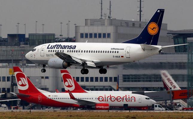 Lufthansa kupila delove Air Berlina