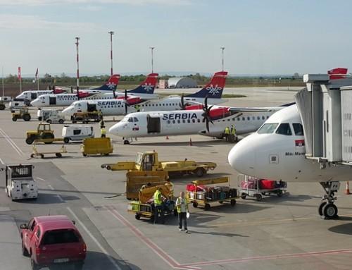 Šta se dešava sa avionima Air Serbije?