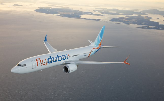 flydubai predstavio svoj prvi Boeing 737 MAX 8