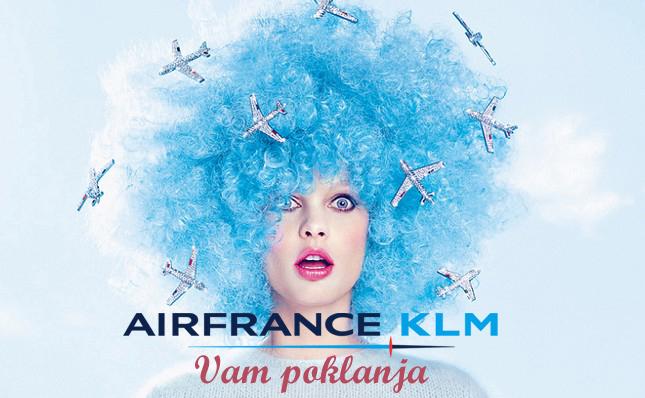 Dobitnici u nagradnoj igri Air France-KLM i sajta Aviatica