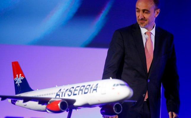 Air Serbia: Generalni direktor Dane Kondić podneo ostavku