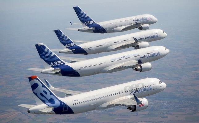 Rekordna godina za Airbus