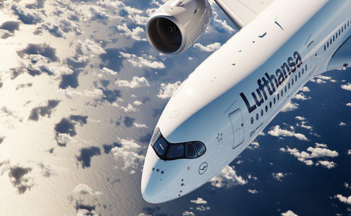 Lufthansa uvodi A350 na liniju od Minhena do Čikaga