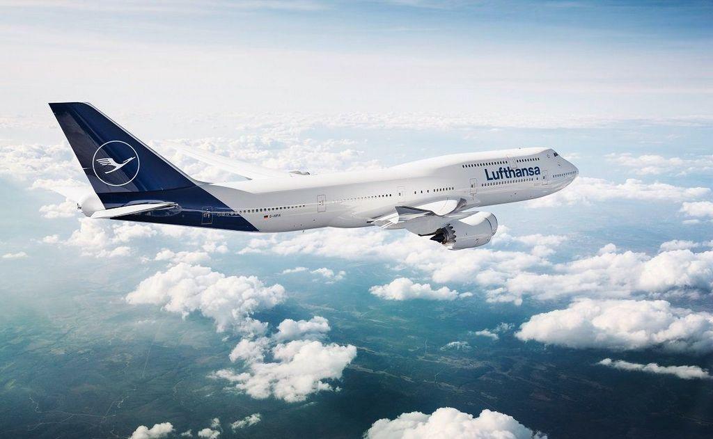 Plava Lufthansa