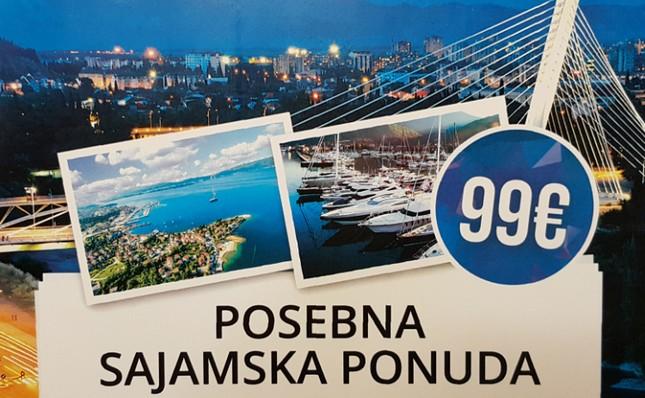 Montenegro Airlines: Specijalna cena tokom sajma turizma