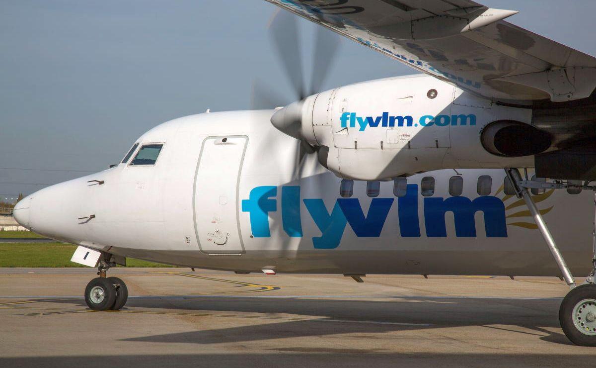 Gasi se VLM Airlines