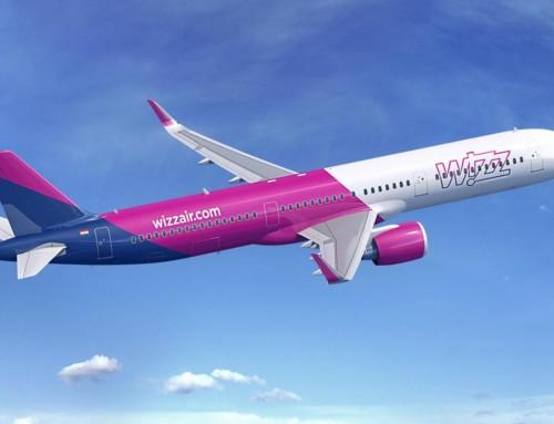 Wizz Air ima jednu od najmlađih flota na svetu